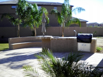 Arizona Backyard Design