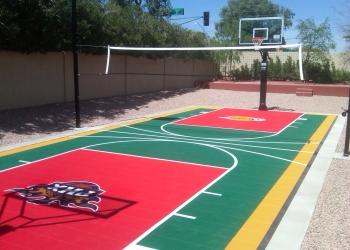Backyard Recreational/Play Areas