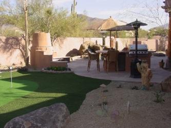 backyard designs arizona outdoor living