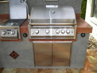 Gilbert Landscaping Outdoor Kitchen