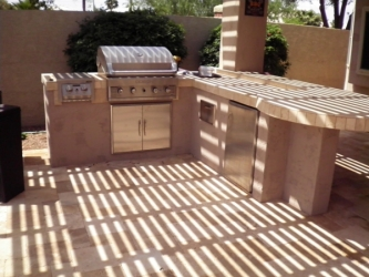 Gilbert  Landscaping Outdoor Kitchens