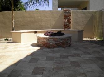 Phoenix Landscape Patio Firepit