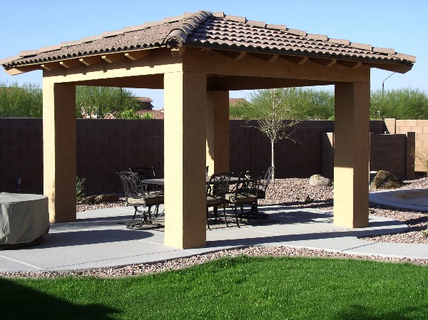 backyard ramada ideas ramada design plans designed pergolas and gazebos for backyard. Black Bedroom Furniture Sets. Home Design Ideas