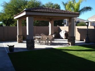 Chandler Landscape Design Ramada