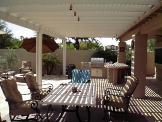 Gilbert Landscaping Patio Cover