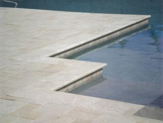 Arizona Landscape Design Paver Pool Deck