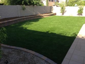Chandler Landscape Design Artificial Turf