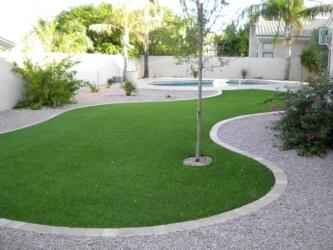 Scottsdale Landscape Design Artificial Turf