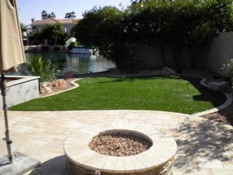 Gilbert Landscape Design Artificial Turf