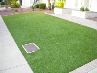 Arizona Landscape Design Artificial Grass