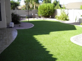 Backyard Designs Arizona Artificial Grass