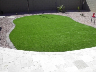 Gilbert AZ Landscaping Artificial Grass