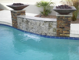 Gilbert Landscape Design Water Feature