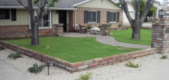 Create the perfect first impression in your Phoenix landscape design!