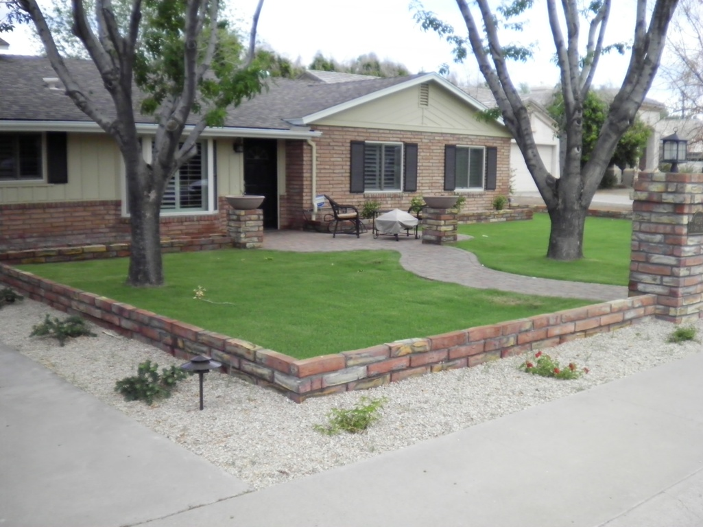 Phoenix area backyard landscape design ideas and news for Landscape design phoenix