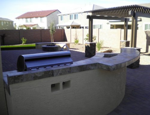 Gilbert Outdoor Kitchen