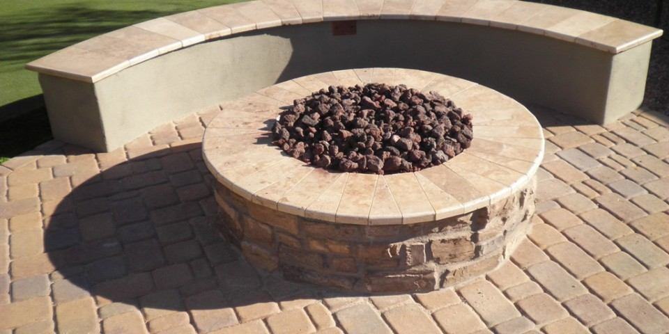 Gilbert Patio Fire Pit