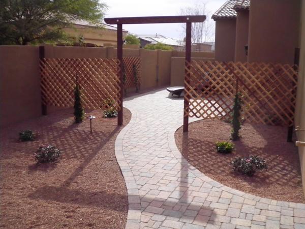 New Dream Retreats Gilbert Landscape Design