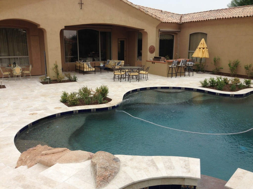 Scottsdale Backyard Landscape Renovation