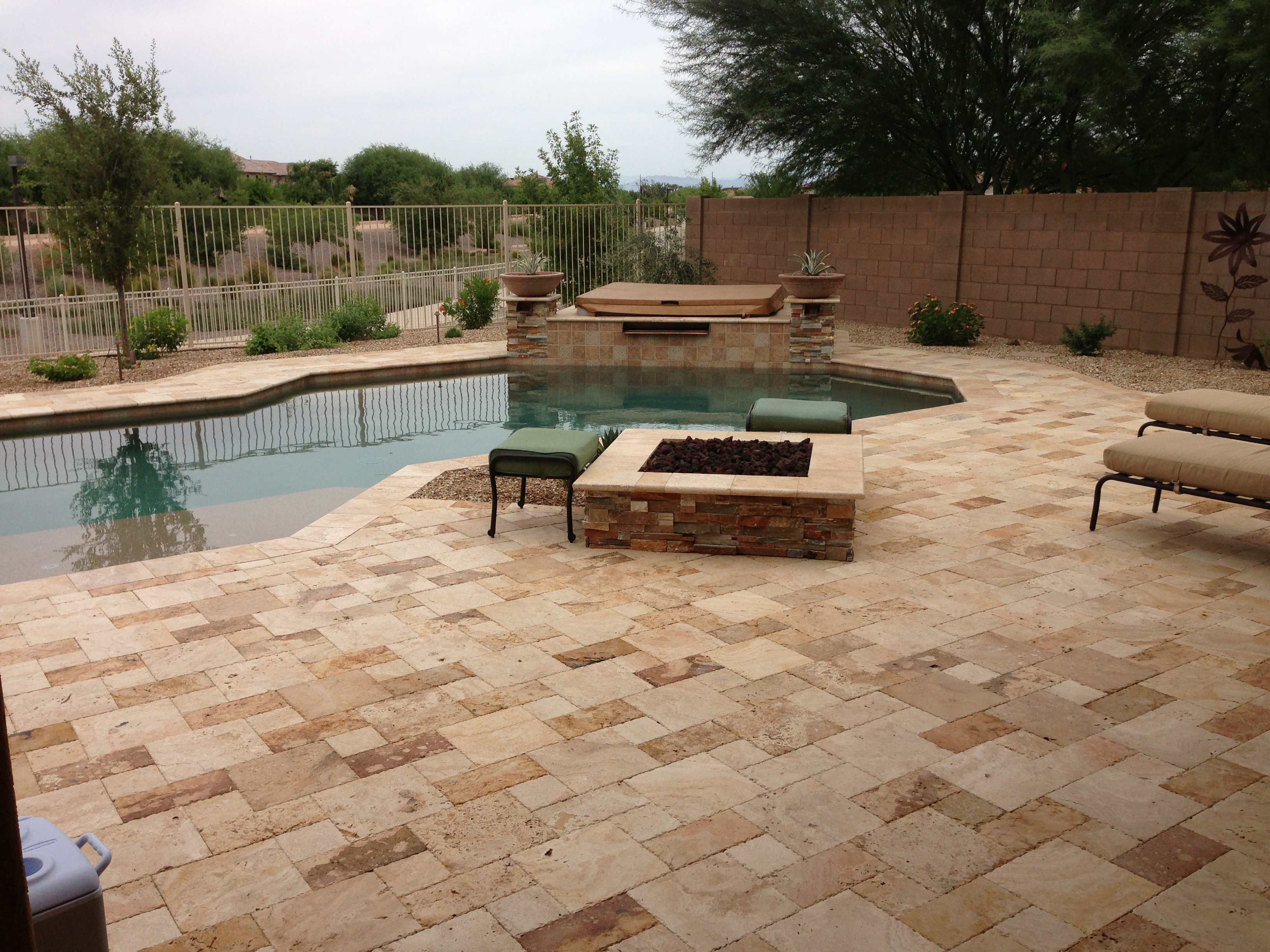 High Quality Entertain U0026 Relax In This Chandler Landscape Design