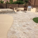 Phoenix Landscape Backyard Design
