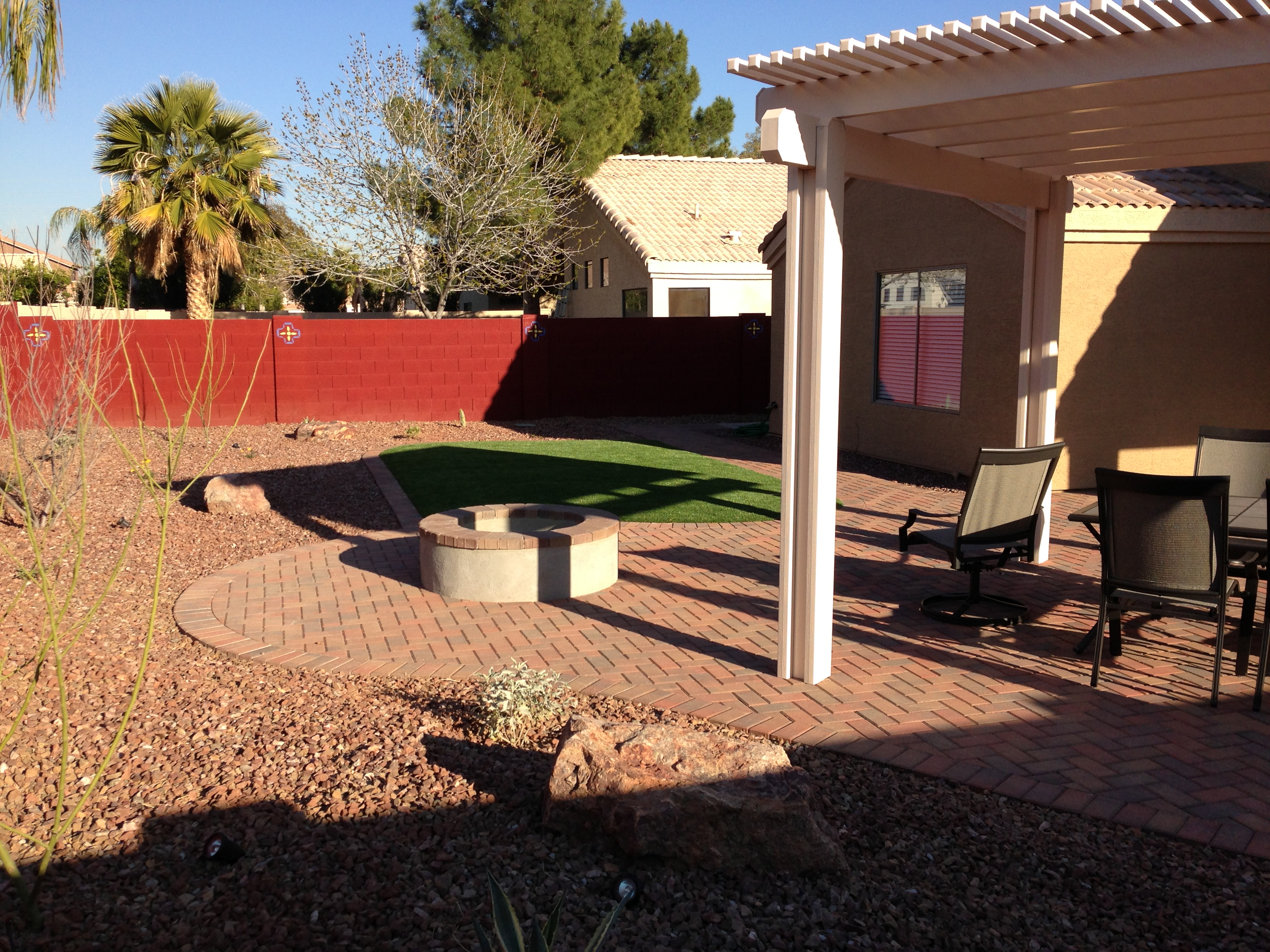 Maintenance Free Backyard Landscaping : Backyard Landscape Design News
