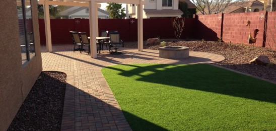 Arizona Backyard Landscape Design