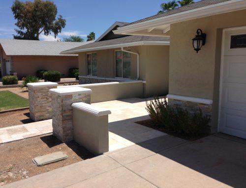 Phoenix Landscape Design Gets A Contemporary Look!
