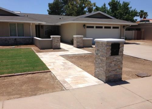 Phoenix Landscape Design Remodel