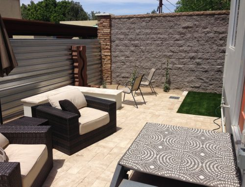 Phoenix Backyard Patio Design