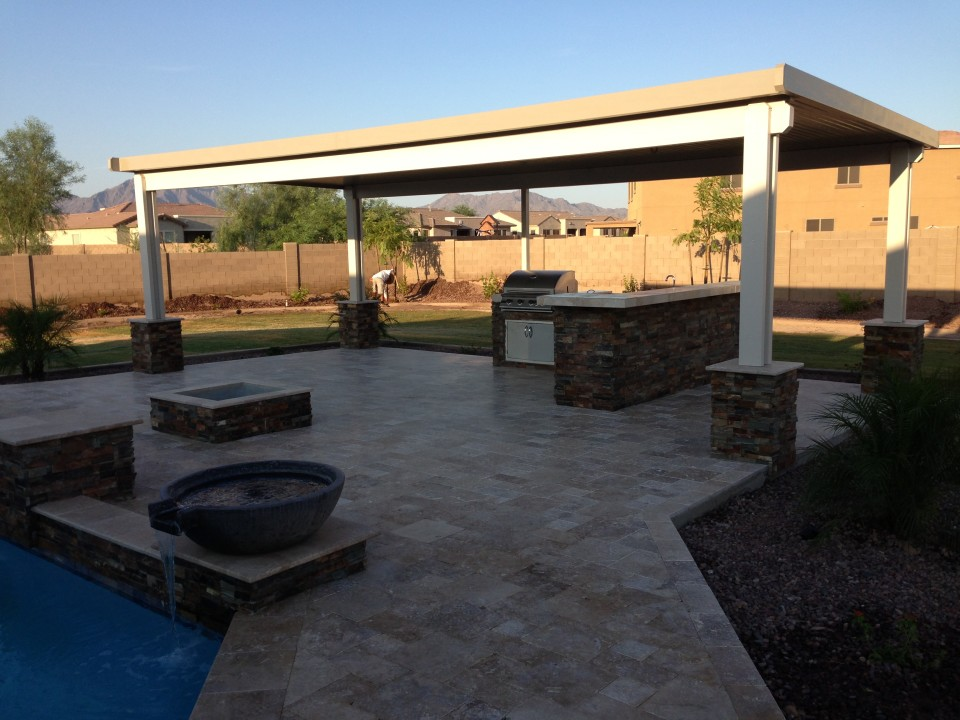 Phoenix Backyard Landscape Design