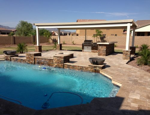 Arizona Landscape Outdoor Living At It's Best!