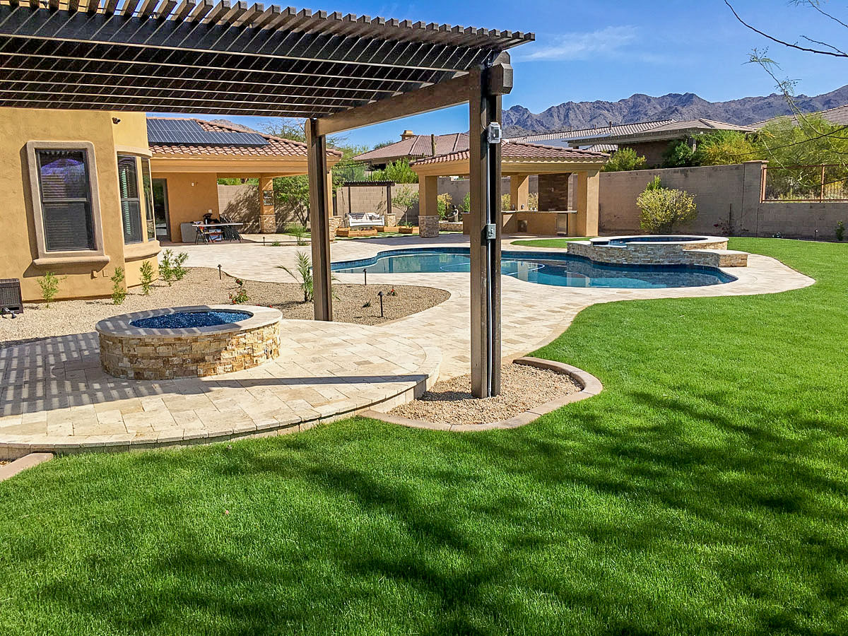 Ultimate Scottsdale Landscape Design Renovation