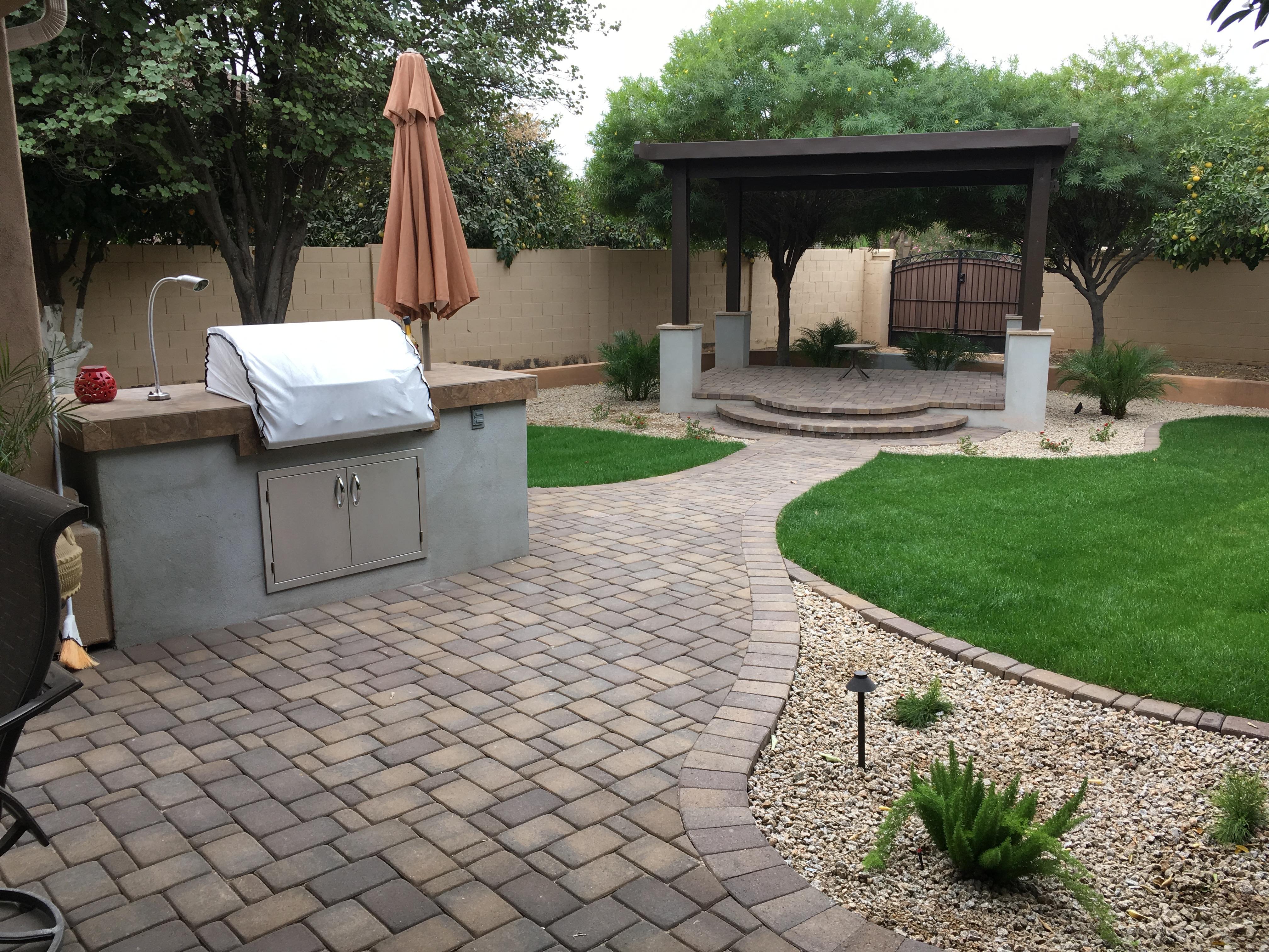 Poolside Plants For Arizona Landscape Design on Landscape Design Small Area id=11812